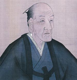 杉鷹山公肖像画